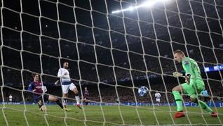Pochettino Puas Tottenham Tuntaskan <i>Mission Impossible</i>
