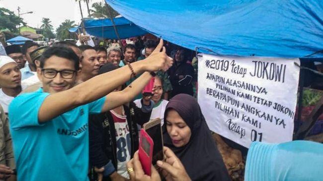 Poster Penolakan, Dialog Pasar dan Kejelian Komunikasi Sandi