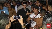 Jokowi Minta Relawan Bergerak Kuasai Suara Bogor
