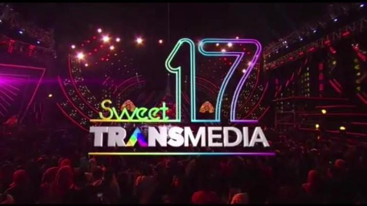 Ayo Saksikan, Live Streaming Sweet 17 Transmedia di Sini!