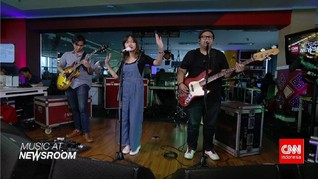 Music at Newsroom: Reality Club - 'Is It the Answer'