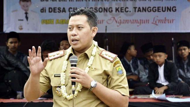 Bantah Korupsi, Bupati Cianjur Akui Lalai Awasi Pemerintahan