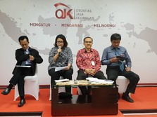 OJK Dorong Fintech Kembangkan UMKM