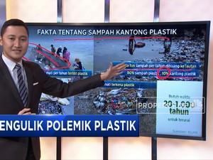 Mengulik Polemik Plastik