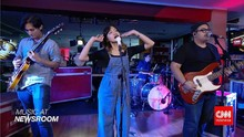 Music at Newsroom: Reality Club - 'Never Get Better'