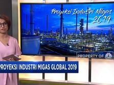Proyeksi Industri Migas 2019