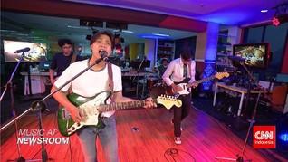 Music at Newsroom: The Panturas - 'Sunshine'