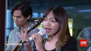 Music at Newsroom: Reality Club - 'Elastic Hearts'