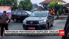 Polisi Bentuk Tim Untuk Ungkap Penyerangan Mapolsek Ciracas