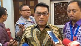 Istana soal Remisi Susrama: Presiden Tak Menutup Hati