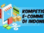Ini Dia Peringkat Toko Online di Indonesia, Siapa Juara?