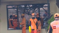 VIDEO: Kondisi Polsek Ciracas Usai Dirusak Massa