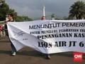 Kemenhub: Tuntutan Korban Lion Air Tak Ganjal Santunan