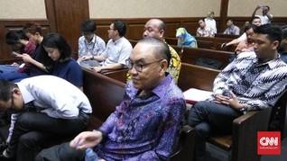 Hukuman Penyuap Idrus Marham Diperberat 4,5 Tahun Penjara