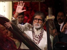 Legend Bollywood Amitabh Bachchan Positif Corona