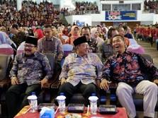 Fokus Jokowi ke Depan: Realisasikan Revolusi Industri 4.0