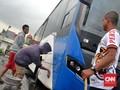 Dirut Minta Oknum Fan Persija Pencoret Transjakarta Ditemukan