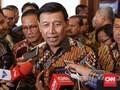 Wiranto Anggap Ledakan di Parkir Timur Senayan Bukan Ancaman