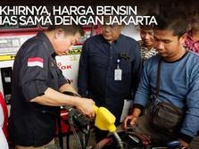 Baru Kali Ini! Harga Bensin di Nias Sama Murah dengan Jakarta