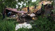 2 Korban Longsor di Tobasa Masih Hilang