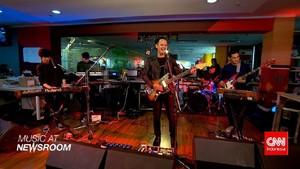 Music at Newsroom: Rock N' Roll Mafia - 'Peculiar Things'