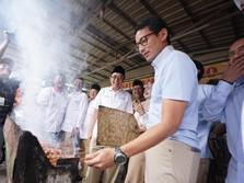 Di Kebumen, Sandiaga Dorong Kuliner Khas Penggerak Ekonomi