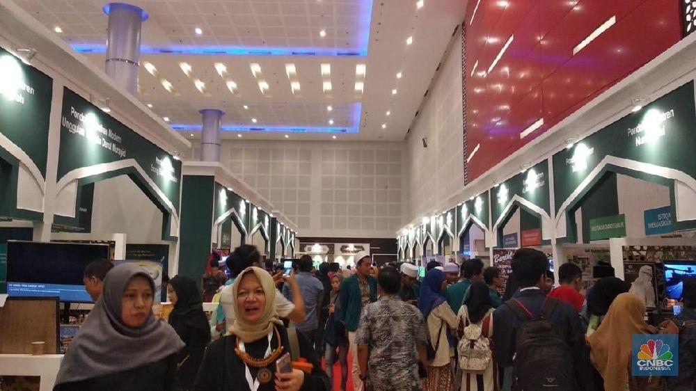 Festival Ekonomi Syariah Indonesia 2018, merupakan salah satu strategi promosi untuk memperkenalkan ekonomi syariah
