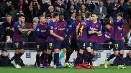 Barcelona Habiskan Rp9 Triliun Per Tahun untuk Gaji Pemain