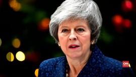 VIDEO: Lolos Mosi Tidak Percaya, May Hadapi Tantangan Brexit