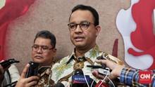 Raih Indeks Tertinggi, Anies Anggap Demokrasi di DKI Matang