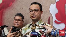 Ketua DPRD DKI Nilai Anies Keteteran Urus Jakarta Sendiri