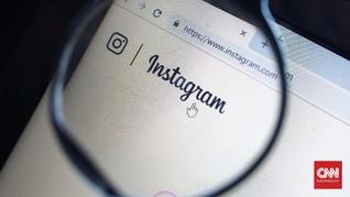 Instagram Perketat Tagar Terkait Penyimpangan Pola Makan