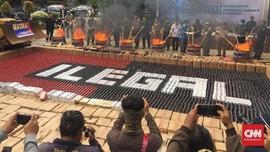 Bea Cukai: Ada Puluhan Pelabuhan Gelap di Timur Sumatra