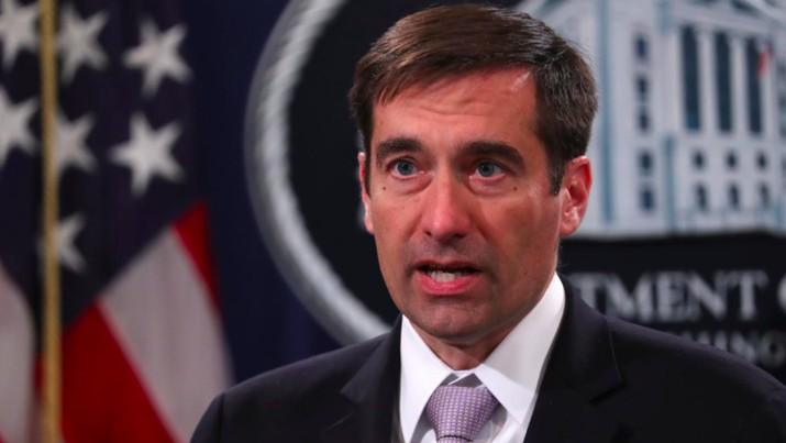 Departemen Kehakiman AS Soal Huawei: Kami Bukan Alat Dagang