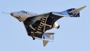 Susul SpaceX, Virgin Uji Terbang Roket Pembawa Satelit