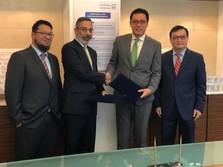 Muamalat Kerja Sama Remitansi dengan Al Rajhi Bank Malaysia