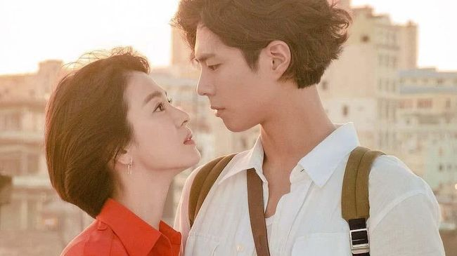 Ciuman Song Hye Kyo-Park Bo Gum di 'Encounter' Tuai Rating