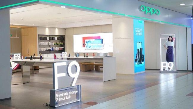 Godaan OPPO untuk Calon Mitra Penjual Smartphone