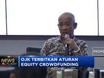 OJK Atur Equity Crowdfunding, Kereta Cepat Surabaya Melaju