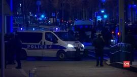 VIDEO: Pelaku Penembakan Paris Ditembak Mati