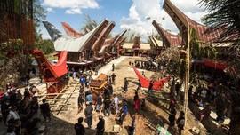 Nuansa Eksotis Tana Toraja di Ujung Desember