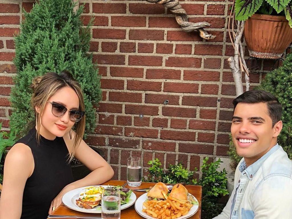 Romantisnya Frank Garcia, Saat Makan Malam Bersama Cinta Laura di Marrakesh