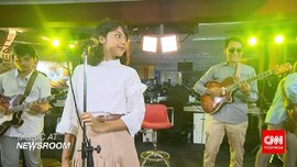 Music at Newsroom: Vira Talisa - 'Janji Wibawa'