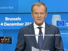 Pemimpin Eropa Jamin Capai Kesepakatan Brexit
