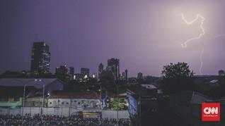 BMKG: Jawa Barat Akan Dilanda Hujan Lebat Tiga Hari ke Depan