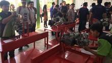 Sudah Ratusan SMK 'Koprek' Motor Honda