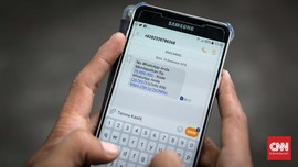 BRTI Janji Tekan Peredaran SMS Penipuan