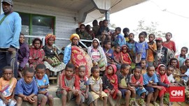 Listrik, Kado Natal Warga Desa Terpencil di Gunung Jayawijaya