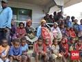 Mengungsi ke Wamena, Ribuan Warga Nduga Butuh Makanan
