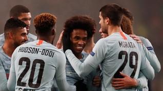 Daftar Tim Lolos ke Babak 32 Besar Liga Europa 2018/2019